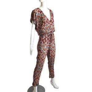 RAGA Dancing in the Desert Crossover Jumpsuit NWT